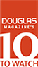 Douglas Magazine's 10 to Watch