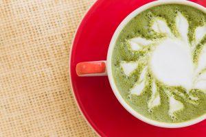 green tea senior health